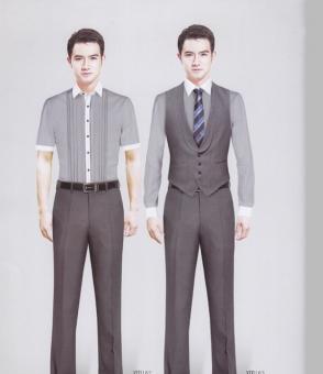 男士商务职业装套装