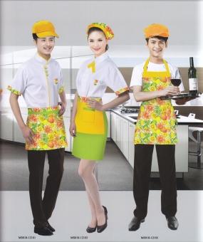 武汉餐饮行业工作服